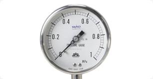 サニタリー圧力計